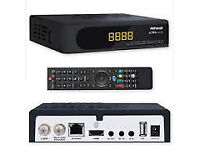 hd cable box wd 1 yr warranty skybox i p t v magbox hd