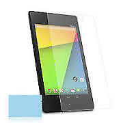 Film protecteur tablette Nexus 7 2013 tablet screen protector 5$