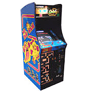 Wanted arcade cabinet