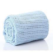 Cot Bed Cellular Blanket