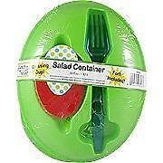 Salad Dressing Container