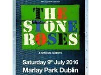 Stone roses 9th july marley park dublin. 2 tickets for sale. Armagh area. £50 each.