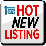 Beat other buyers to Hot, New Listings