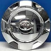 2014 Toyota Tundra 1794 Chrome Center Caps