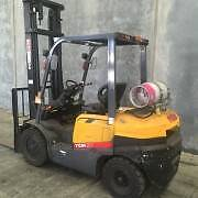 TCM 3 TONNE FORKLIFT - Finance or (*Rent-To-Own *$79.86pw) Boronia Knox Area Preview