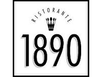 Experienced Waiting Staff Required for Ristorante 1890, Largs