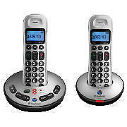 BT Freelance XT3500 Twin Dect Digital Cordless Telephone & Answer Phone +Speaker