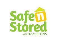 Self Storage with Hamiltons
