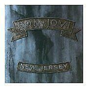 Bon Jovi New Jersey CD
