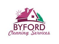 Regular domestic cleaner based in Ipswich, Suffolk