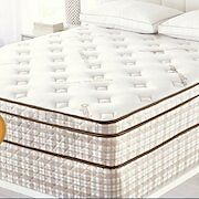 Wholehome Oxford VIII queen mattress and boxspring for sale