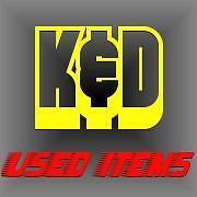 K en D Used Items