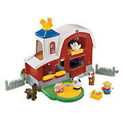 Little People Animal Sounds Farm