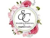 SC Wedding Stationery at Graphic Answers