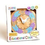 ACKERMAN EDUCATIONAL CLOCK Product Reference 434347