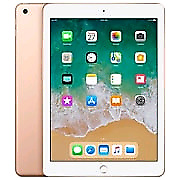 2018 rose gold Apple Ipad 9.7 inch 32 gb wifi only