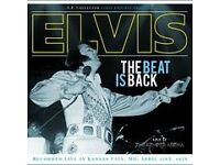 Elvis The Beat Is Back