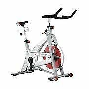 Energetics Commercial Grade Spin Bike in Like New Condition