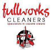 Fullworks Cleaners (Specialise in Vacate and Carpet Clean) Perth Perth City Area Preview