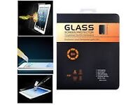 Ipad 2,3,4,Air,Air 2 ipad mini 1,2,3,and 4 Tempered glass screen protector with free fitting £6