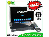 new skybox openbox wd 12 mnth gft