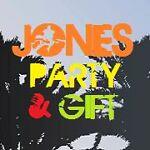 Jones Party Supply
