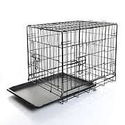 Small dog cage and transporter cage bargain