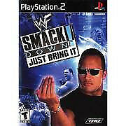 Smackdown Just Bring It (PS2)