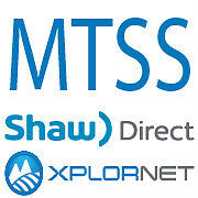 MTSS Unlimited Internet! Shaw Direct TV Great deal.