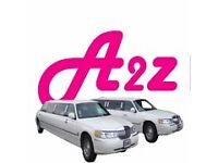 Limo Chauffeurs required - Drivers required - Limo & Wedding Car driving