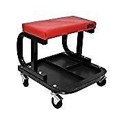 Workshop cart service seat