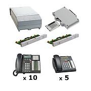 Nortel Business Phone System Package 8 W 1yr Warranty