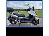 2007 Yamaha tmax500 brilliant condition - motd low mileage