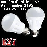 1pcs E27 14W Pure White SMD LED Light Bulbs Fire-Resistance Supe