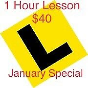1 hour learner lesson