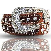 GAGNEZ UNE CEINTURE WESTERN Bling bling