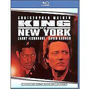 King of New York Blu Ray