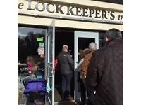 Kitchen Porter - Lock Keepers Inn Belfast