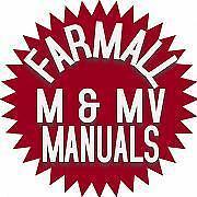 Farmall M Manual