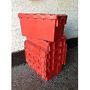 Storage boxes, tote boxes, large durable storage boxes