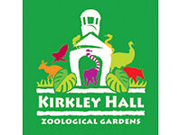 October Half Term Zoo Club at Kirkley Hall Zoological Gardens 24th - 28th October 2016 10.00 - 16.00