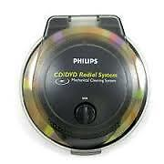 PHILLIPS RADIAL CD/DVD CLEANING SYSTEM $10.
