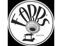 Farrs School Of Dancing - FREE Basement Bar hire!