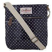 Cath Kidston Navy Spot Bag