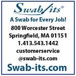 Swab-its Foam Cleaning Swabs