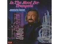 LP - JAMES LAST: IN THE MOOD FOR TRUMPETS - see description