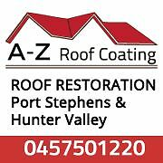 A-Z Roof Coating Karuah Port Stephens Area Preview