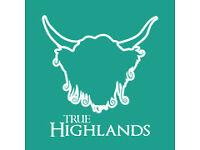 Business For Sale - True Highlands