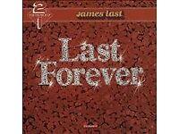 LP - JAMES LAST – LAST FOREVER – (Two Record Set) - see description