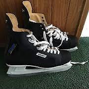 Skates for ice Bauer Charger size DD H 10